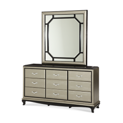 After Eight Titanium Dresser