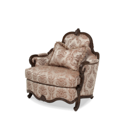 Platine De Royale Chair and Half