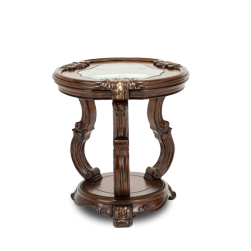 Platine De Royale Chair Side Table