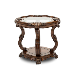 Platine De Royale End Table