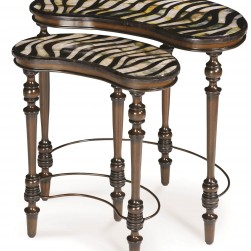 2 Piece Nesting Table AICO
