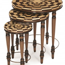 3 Piece Casa Nesting Tables AICO