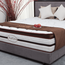 Aston Pocket Coil Box Top Mattress