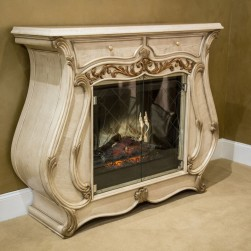 Platine De Royale Fireplace