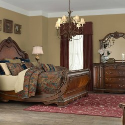 Bella Veneto SLeigh Bedroom Set