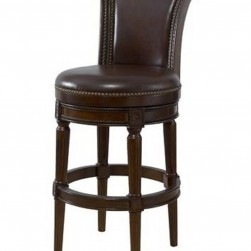 (Set of 2) Xander Swivel Counter Stool or Bar Stool
